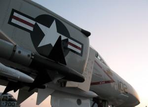 F-4 Phantom underside