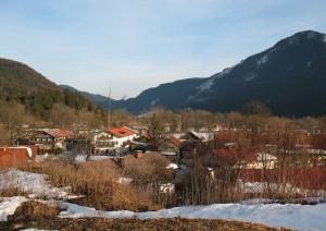 Jachenau _village