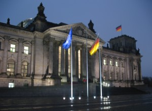 Reichstag_night