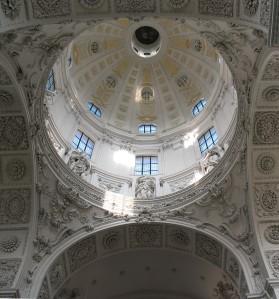 Theatine Church Dome
