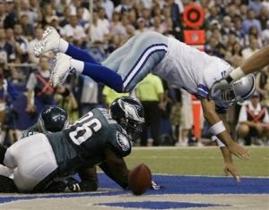 Romo Fumbles