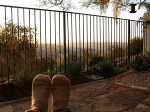 Chaise View
