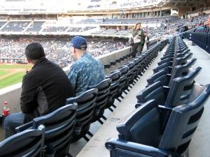 d11 --- Empty Seats