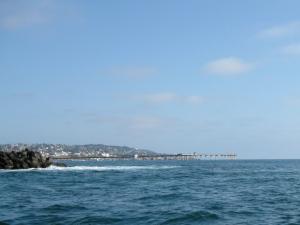 Ocean Beach Jetty and Pier
