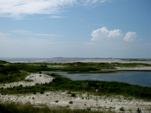 Nature preserve at Stone Harbor