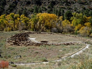 Ruins and Amphitheater