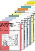 Fundamentals of Piano Theory (K Snell Series, Primer-Level 10)