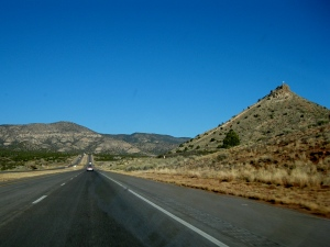 New Mexico Road