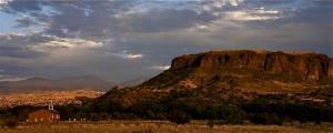 Black Mesa and Church