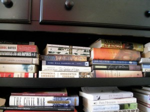 Shelf of Honor