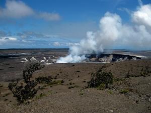 Kilauea Venting
