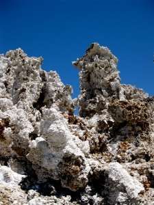Up Close Tufa