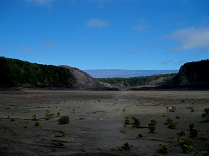 The Floor of Kilauea Iki
