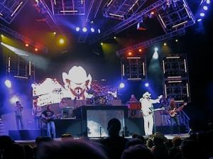 Toby in Concert
