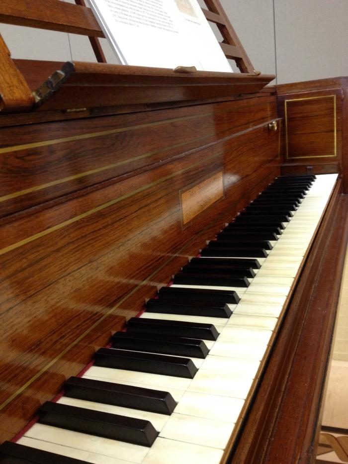 1820s Grand Piano