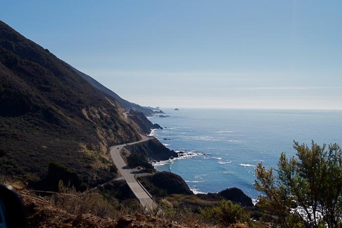 The PCH was allllllll the way down there.