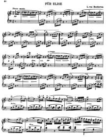 BeethovenForEliseWoO59